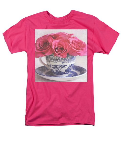 Men's T-Shirt  (Regular Fit) featuring the photograph My Sweet Charity by Lyn Randle