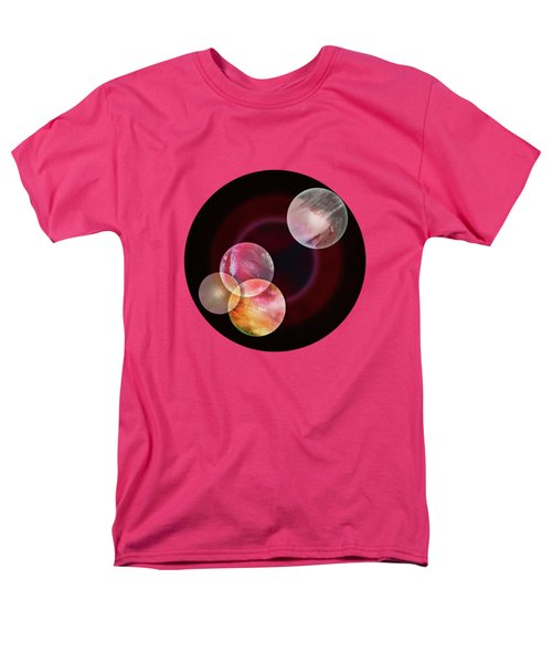 Painter's Universe Men's T-Shirt  (Regular Fit)