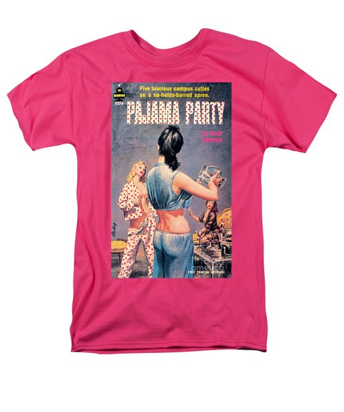 Pajama Party Men's T-Shirt  (Regular Fit) by Paul Rader