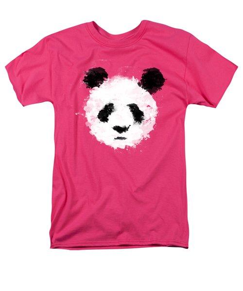 Panda Men's T-Shirt  (Regular Fit)