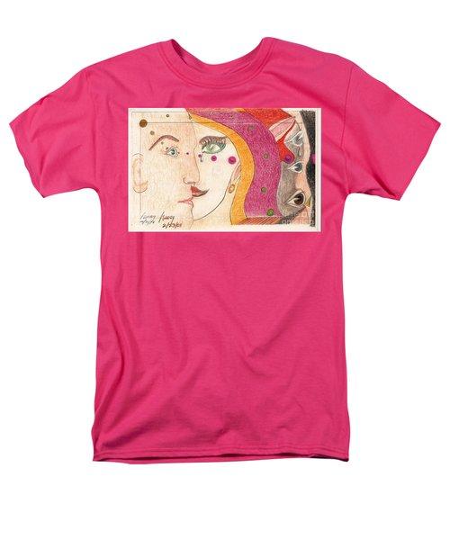 Paranoia Men's T-Shirt  (Regular Fit)