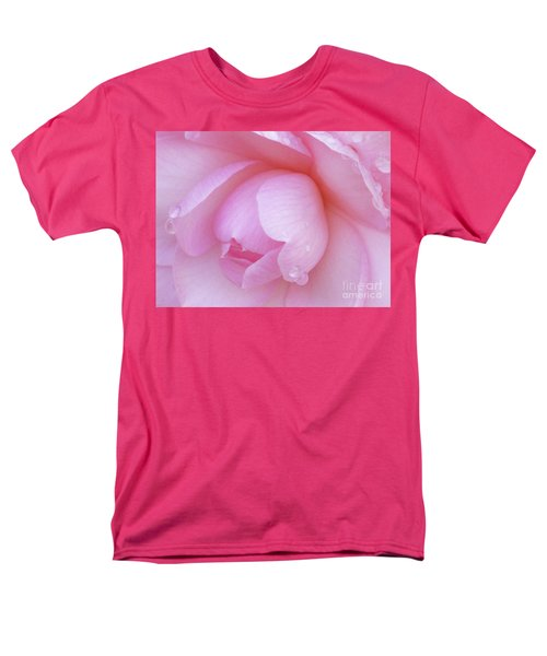 Perfect Pink Men's T-Shirt  (Regular Fit) by Kim Tran