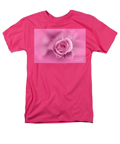 Pink Dream Men's T-Shirt  (Regular Fit) by Charuhas Images