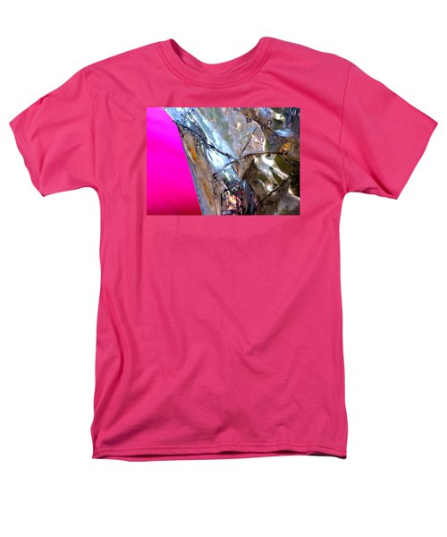 Pink Lustre  Men's T-Shirt  (Regular Fit) by Prakash Ghai