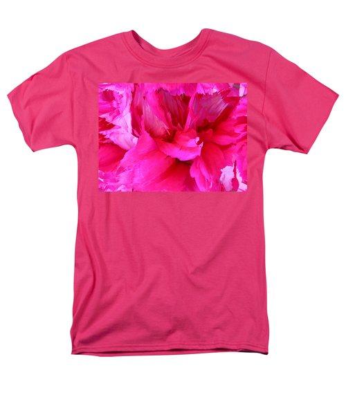 Pink Splash Men's T-Shirt  (Regular Fit) by Kristin Elmquist