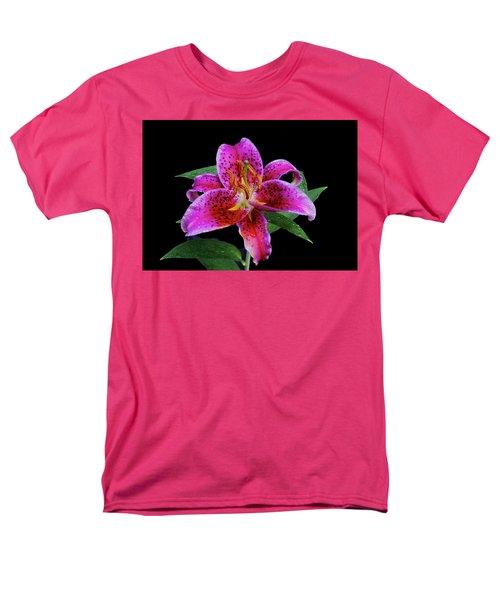 Pretty In Pink Men's T-Shirt  (Regular Fit)