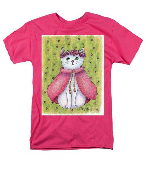 Princess Men's T-Shirt  (Regular Fit) by Terry Taylor