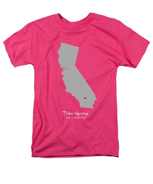 Ps I Love You Men's T-Shirt  (Regular Fit)