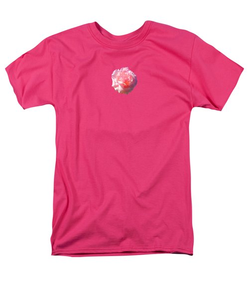Rose Rose Men's T-Shirt  (Regular Fit) by Marc Philippe Joly