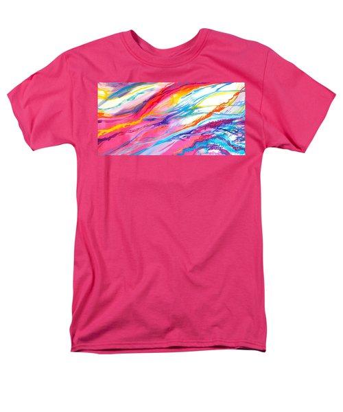 Soul Escaping Men's T-Shirt  (Regular Fit) by Expressionistart studio Priscilla Batzell