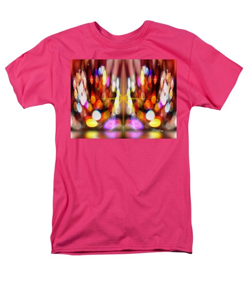Sparkles #8885_2 Men's T-Shirt  (Regular Fit) by Barbara Tristan