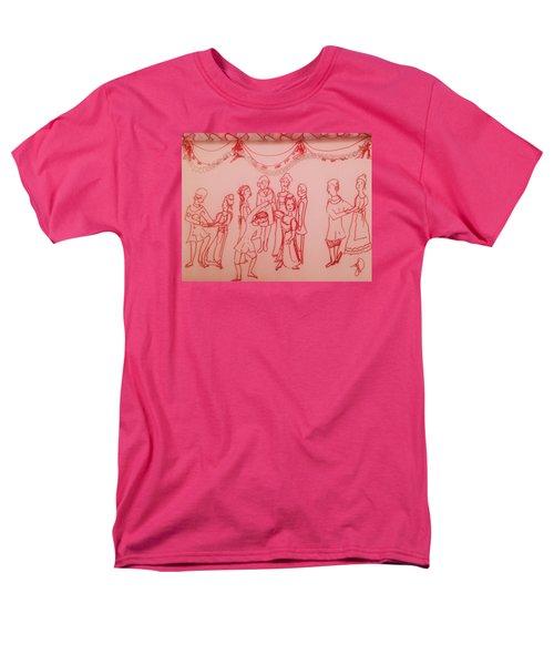 Spellbinding Dance Of Joy Men's T-Shirt  (Regular Fit) by Judith Desrosiers