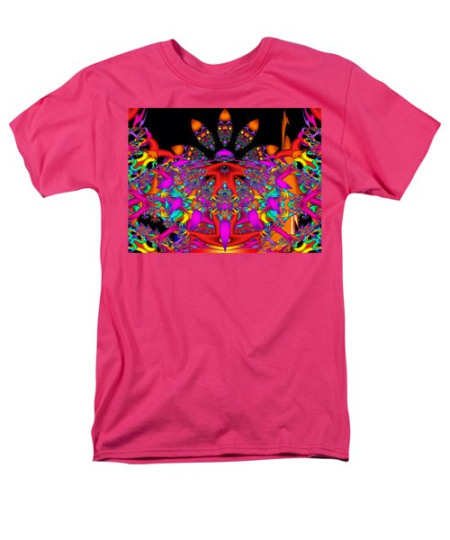 Men's T-Shirt  (Regular Fit) featuring the digital art Surrender by Robert Orinski