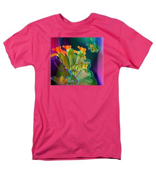 Thanksgiving Bouquet Men's T-Shirt  (Regular Fit) by Iris Gelbart