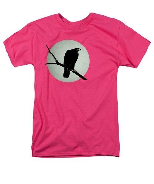 The Hawk Men's T-Shirt  (Regular Fit) by Mark Rogan