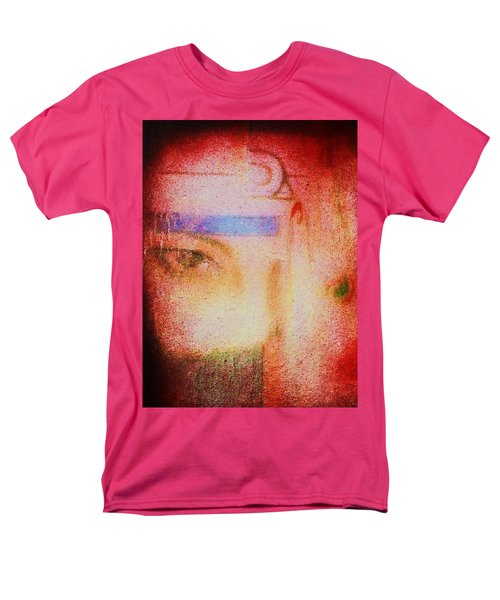 Through A Glass Darkly Men's T-Shirt  (Regular Fit) by Roberto Prusso