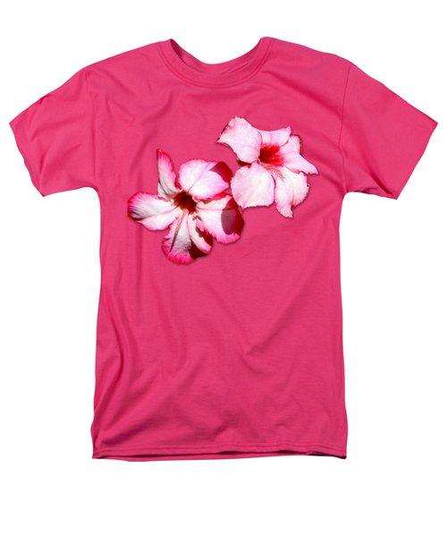 Too Pink Men's T-Shirt  (Regular Fit) by Bob Slitzan