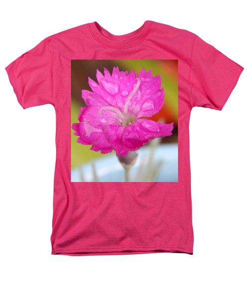 Water Bug Flower Men's T-Shirt  (Regular Fit) by Samantha Thome