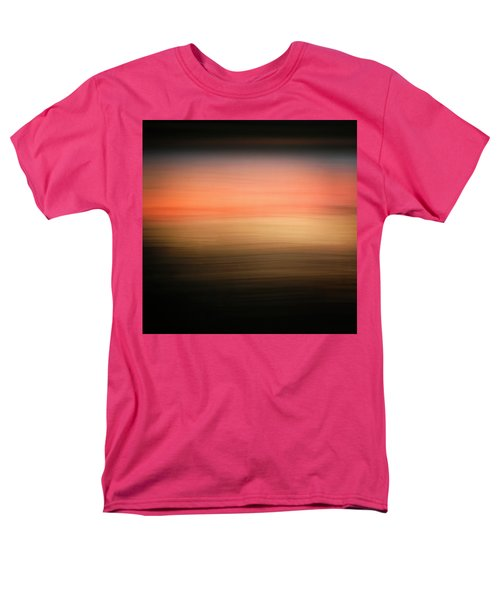 Men's T-Shirt  (Regular Fit) featuring the photograph Western Sun by Marilyn Hunt