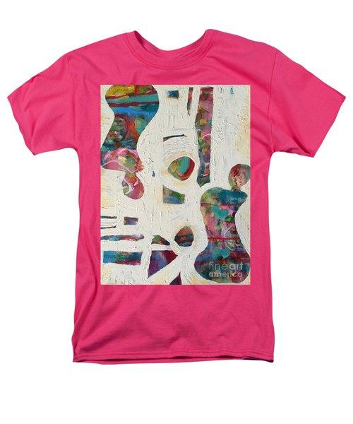 Worldly Women Men's T-Shirt  (Regular Fit) by Gail Butters Cohen
