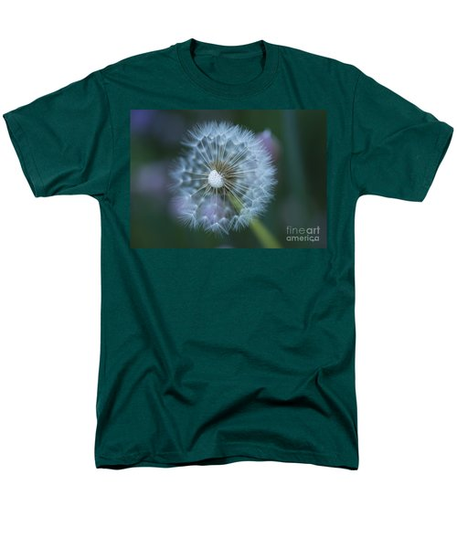 Men's T-Shirt  (Regular Fit) featuring the photograph Dandelion by Alana Ranney