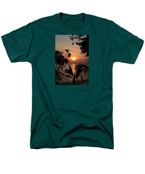 Evening Sun Men's T-Shirt  (Regular Fit) by Elizabeth Lock