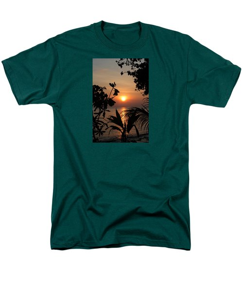 Evening Sun Men's T-Shirt  (Regular Fit)
