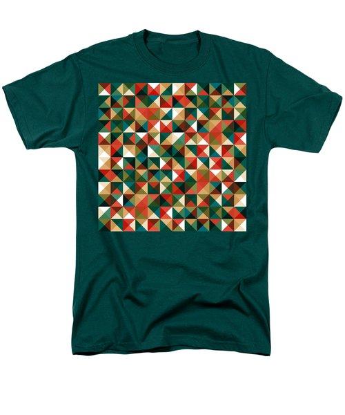 Pixel Art Men's T-Shirt  (Regular Fit) by Mike Taylor