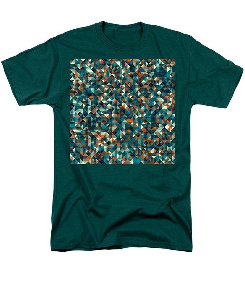 Retro Pixel Art Men's T-Shirt  (Regular Fit) by Mike Taylor