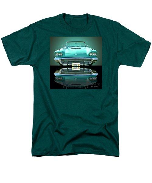 1959 Ford T Bird Men's T-Shirt  (Regular Fit) by Jim Carrell
