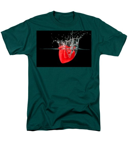 Heart Men's T-Shirt  (Regular Fit) by Peter Lakomy