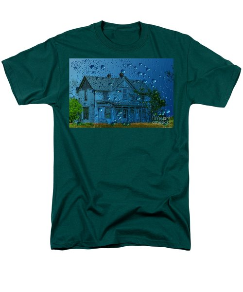 A Bit Of Whimsy For The Soul... Men's T-Shirt  (Regular Fit) by Liane Wright
