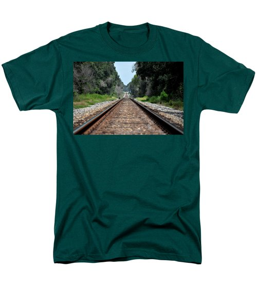 A Long Way Home Men's T-Shirt  (Regular Fit) by John Black