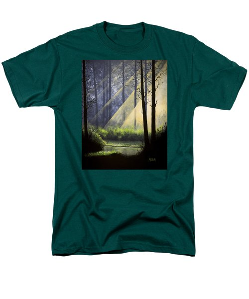 A Quiet Place Men's T-Shirt  (Regular Fit) by Jack Malloch