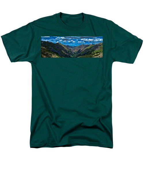 Men's T-Shirt  (Regular Fit) featuring the photograph Above It All by Don Schwartz
