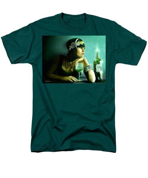 Absinthe Men's T-Shirt  (Regular Fit) by Jason Longstreet
