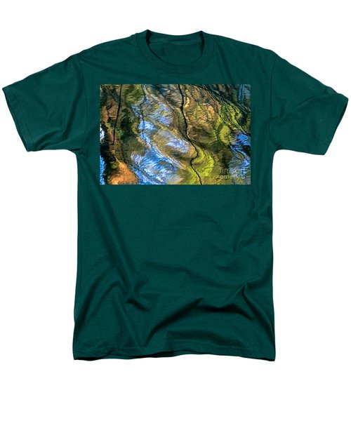 Abstract Of Nature Men's T-Shirt  (Regular Fit) by Kate Brown