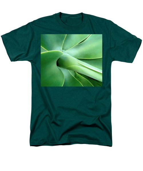 Agave Heart Men's T-Shirt  (Regular Fit) by Peter Mooyman