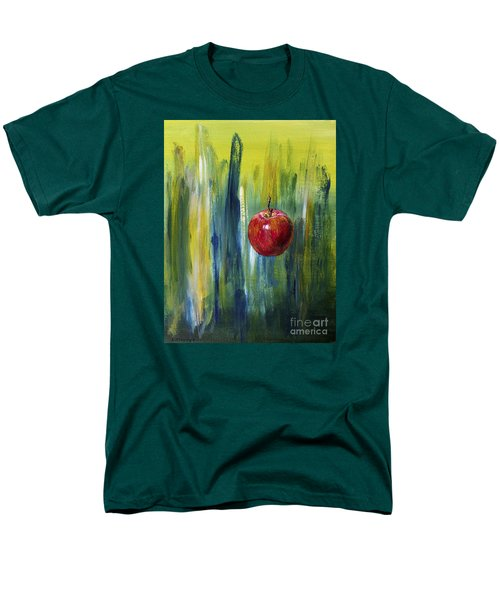 Apple Men's T-Shirt  (Regular Fit) by Arturas Slapsys