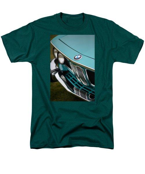 Bmw 3.0 Cs Front Men's T-Shirt  (Regular Fit) by Mike Reid