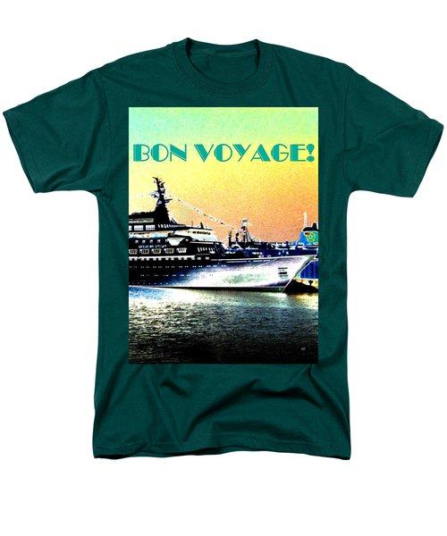 Bon Voyage Men's T-Shirt  (Regular Fit)