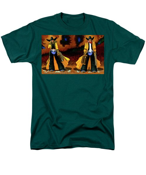 Bonnie And Clyde Men's T-Shirt  (Regular Fit) by Lance Headlee