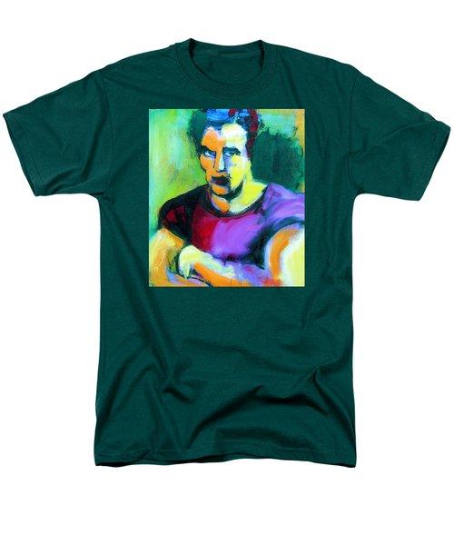 Brando Men's T-Shirt  (Regular Fit) by Les Leffingwell