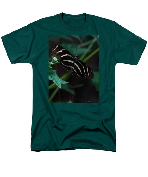 Butterfly Art 2 Men's T-Shirt  (Regular Fit) by Greg Patzer