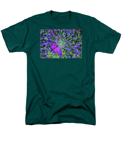 Butterfly.1 Men's T-Shirt  (Regular Fit) by Mariarosa Rockefeller