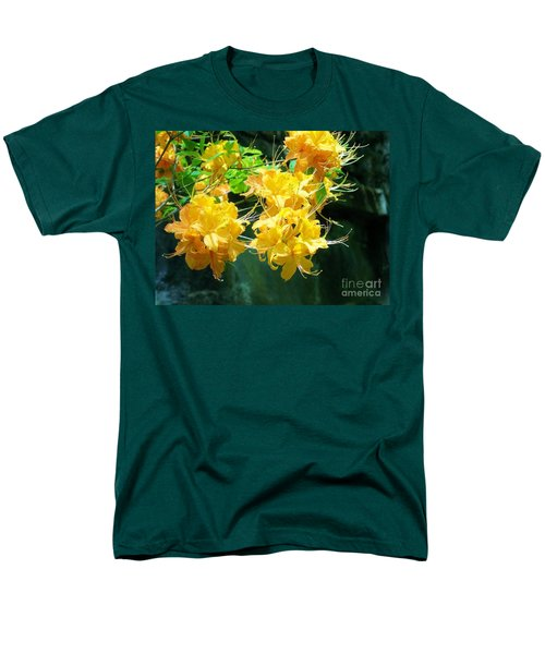 Men's T-Shirt  (Regular Fit) featuring the photograph Centered by Roberta Byram