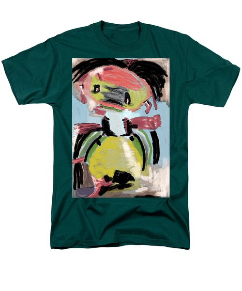 Child's Game Men's T-Shirt  (Regular Fit) by Tine Nordbred