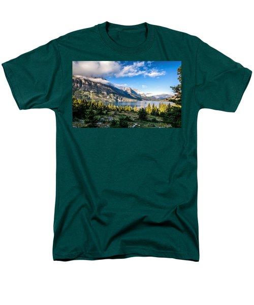 Clouds Roll In Men's T-Shirt  (Regular Fit)