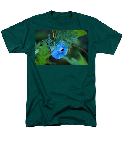 Country Blue Men's T-Shirt  (Regular Fit) by Kim Pate