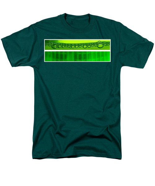 Men's T-Shirt  (Regular Fit) featuring the photograph Do The Dew by Brian Duram